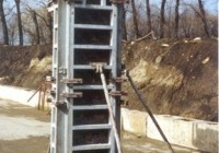 Алюминиевая опалубка для колонн в аренду