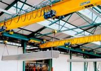 Монтаж мостового крана, подвесной кран-балки — инструкция